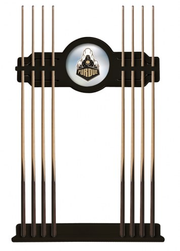 Purdue Boilermakers Pool Cue Rack