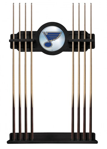 St. Louis Blues Pool Cue Rack