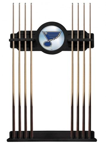 St. Louis Blues Pool Cue Rack