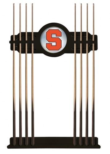 Syracuse Orange Pool Cue Rack