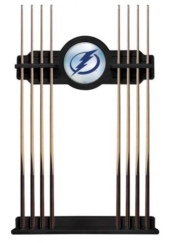 Tampa Bay Lightning Pool Cue Rack