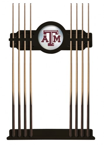 Texas A&M Aggies Pool Cue Rack
