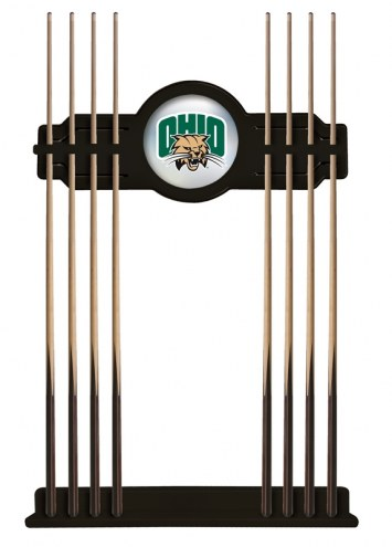 Ohio Bobcats Pool Cue Rack