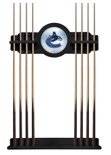 Vancouver Canucks Pool Cue Rack