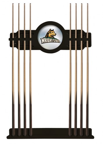 Wright State Raiders Pool Cue Rack