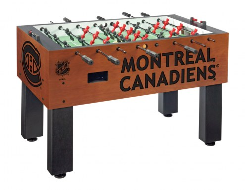 Montreal Canadiens Foosball Table