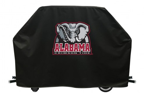 Alabama Crimson Tide Logo Grill Cover