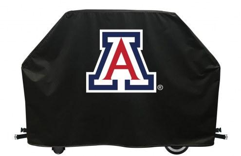 Arizona Wildcats Logo Grill Cover