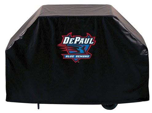 DePaul Blue Demons Logo Grill Cover