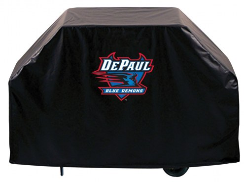 DePaul Blue Demons Logo Grill Cover