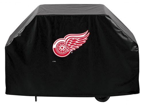 Detroit Red Wings Logo Grill Cover
