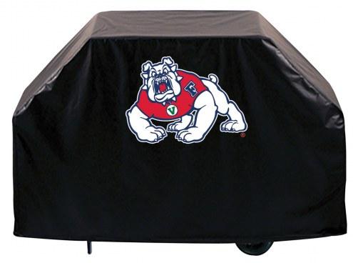 Fresno State Bulldogs Logo Grill Cover