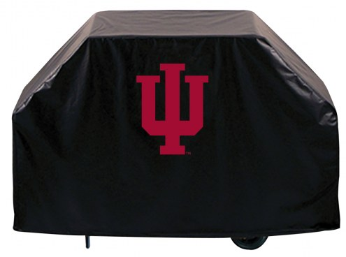 Indiana Hoosiers Logo Grill Cover
