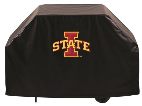 Iowa State Cyclones Logo Grill Cover