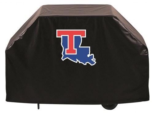 Louisiana Tech Bulldogs Logo Grill Cover