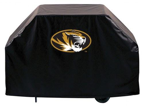 Missouri Tigers Logo Grill Cover
