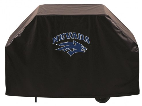 Nevada Wolf Pack Logo Grill Cover