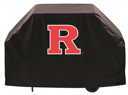 Rutgers Scarlet Knights Logo Grill Cover