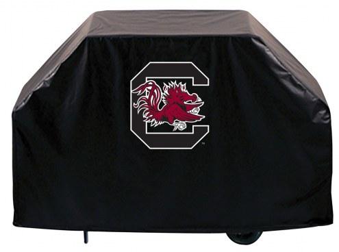 South Carolina Gamecocks Logo Grill Cover