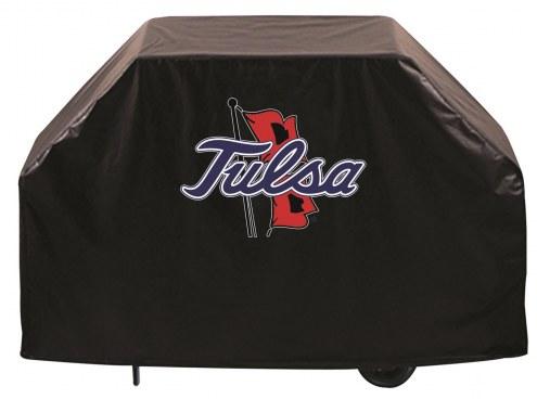 Tulsa Golden Hurricane Logo Grill Cover