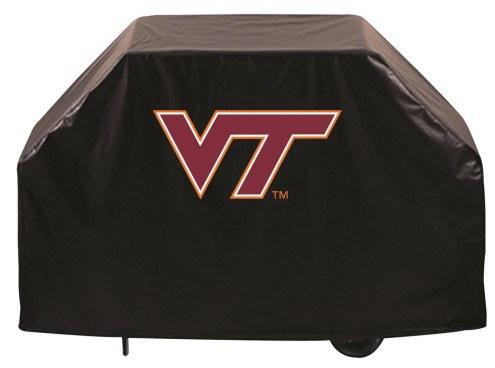 Virginia Tech Hokies Logo Grill Cover
