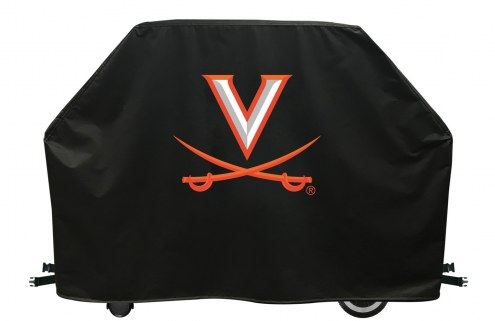 Virginia Cavaliers Logo Grill Cover
