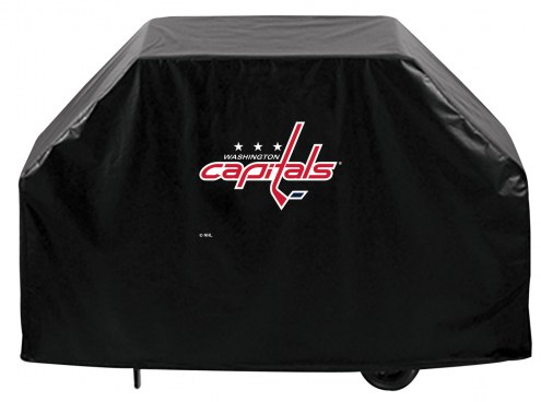 Washington Capitals Logo Grill Cover