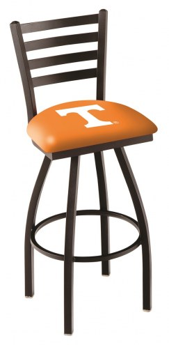 Tennessee Volunteers Swivel Bar Stool with Ladder Style Back