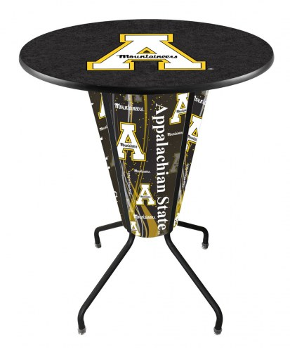 Appalachian State Mountaineers Indoor Lighted Pub Table
