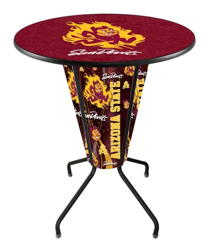 Arizona State Sun Devils Indoor Lighted Pub Table
