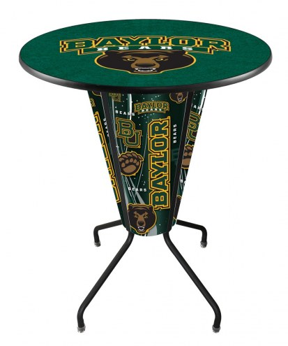 Baylor Bears Indoor/Outdoor Lighted Pub Table