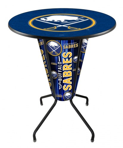 Buffalo Sabres Indoor Lighted Pub Table