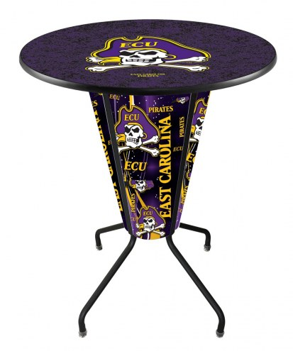 East Carolina Pirates Indoor Lighted Pub Table
