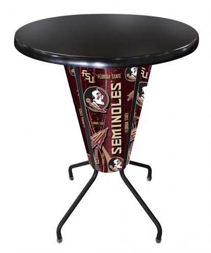 Florida State Seminoles Indoor Lighted Pub Table