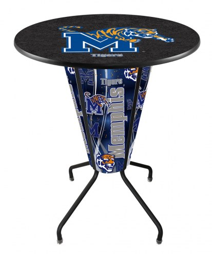 Memphis Tigers Indoor/Outdoor Lighted Pub Table