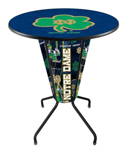 Notre Dame Fighting Irish Indoor/Outdoor Lighted Pub Table