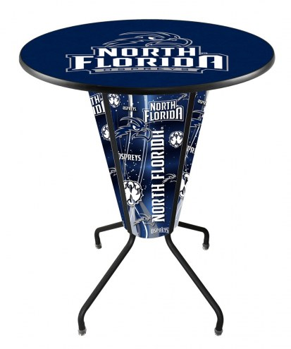 North Florida Ospreys Indoor/Outdoor Lighted Pub Table