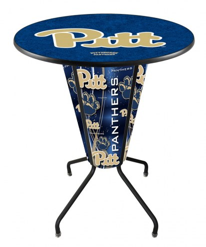 Pittsburgh Panthers Indoor/Outdoor Lighted Pub Table