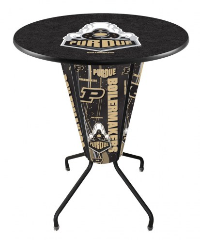 Purdue Boilermakers Indoor/Outdoor Lighted Pub Table