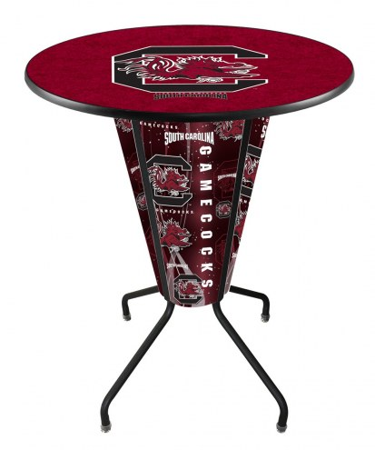 South Carolina Gamecocks Indoor/Outdoor Lighted Pub Table