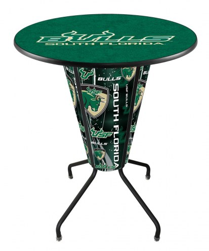 South Florida Bulls Indoor/Outdoor Lighted Pub Table