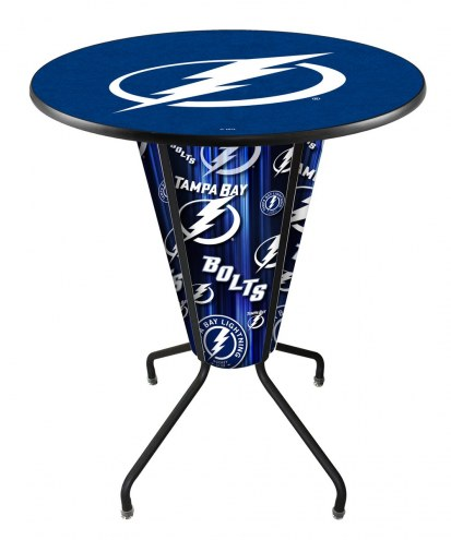 Tampa Bay Lightning Indoor/Outdoor Lighted Pub Table