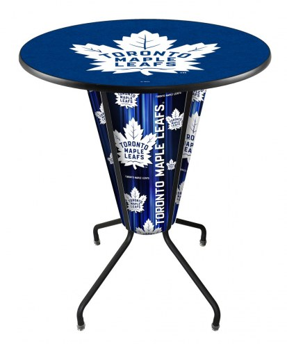 Toronto Maple Leafs Indoor/Outdoor Lighted Pub Table