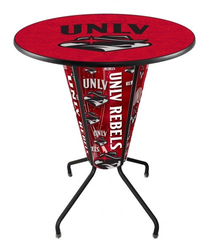 UNLV Rebels Indoor Lighted Pub Table