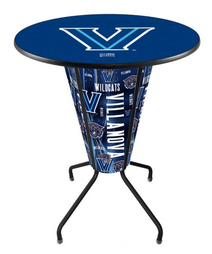 Villanova Wildcats Indoor/Outdoor Lighted Pub Table