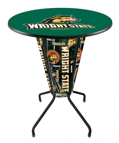 Wright State Raiders Indoor Lighted Pub Table