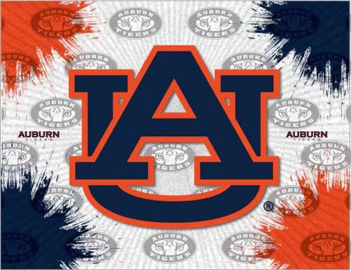 Auburn Tigers Logo Canvas Print