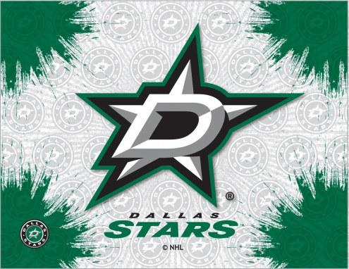 Dallas Stars Logo Canvas Print