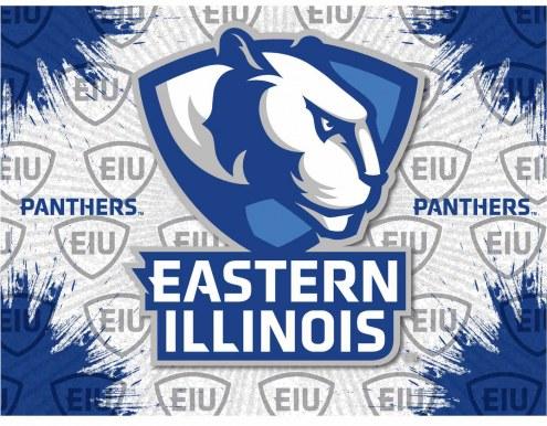 Eastern Illinois Panthers Logo Canvas Print