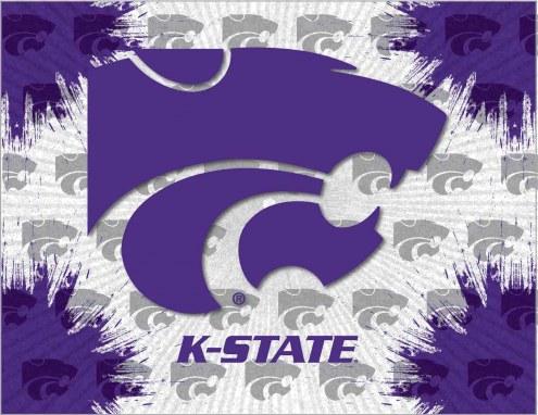 Kansas State Wildcats Logo Canvas Print